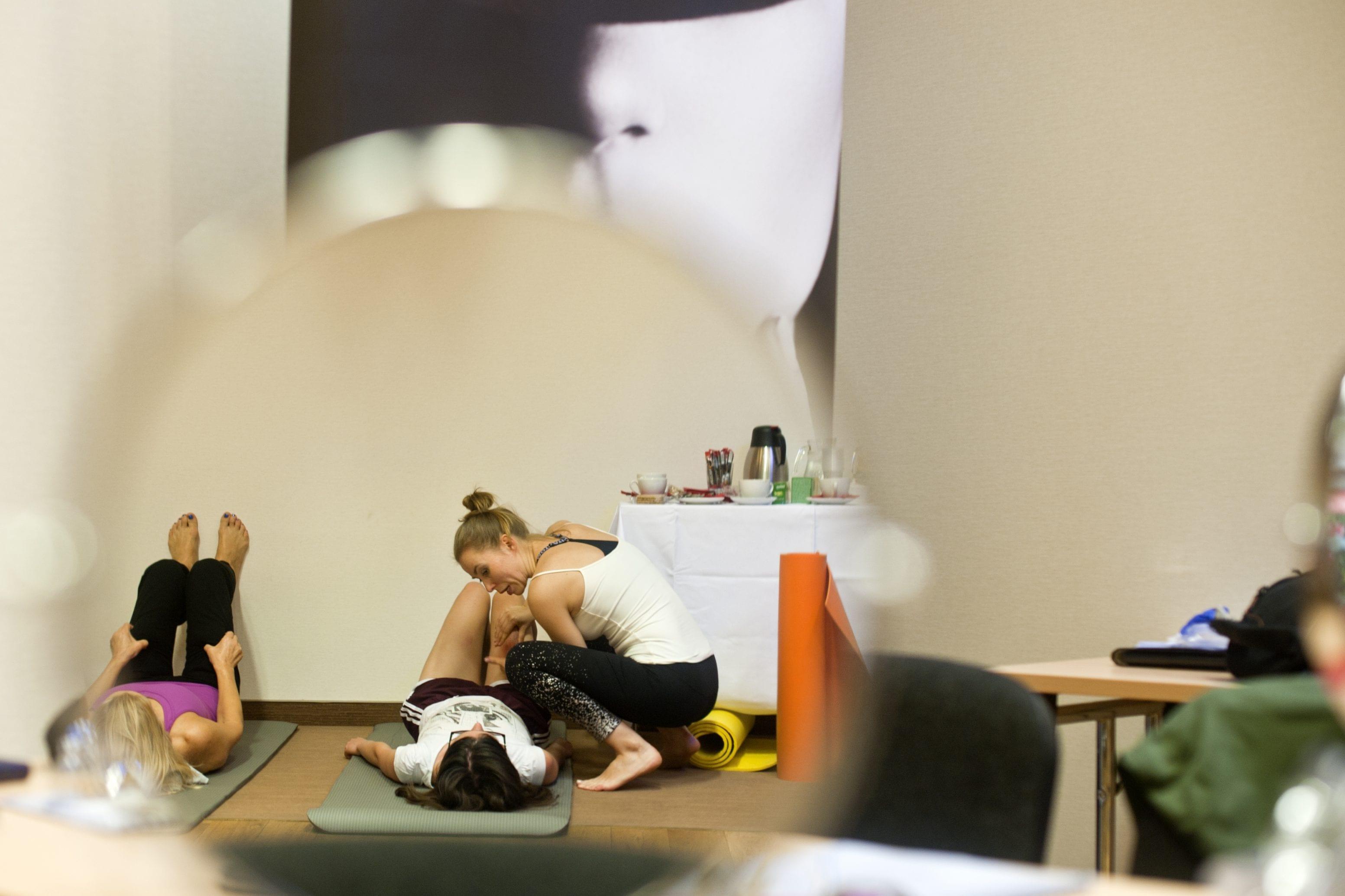 efekty masaży odmładzających