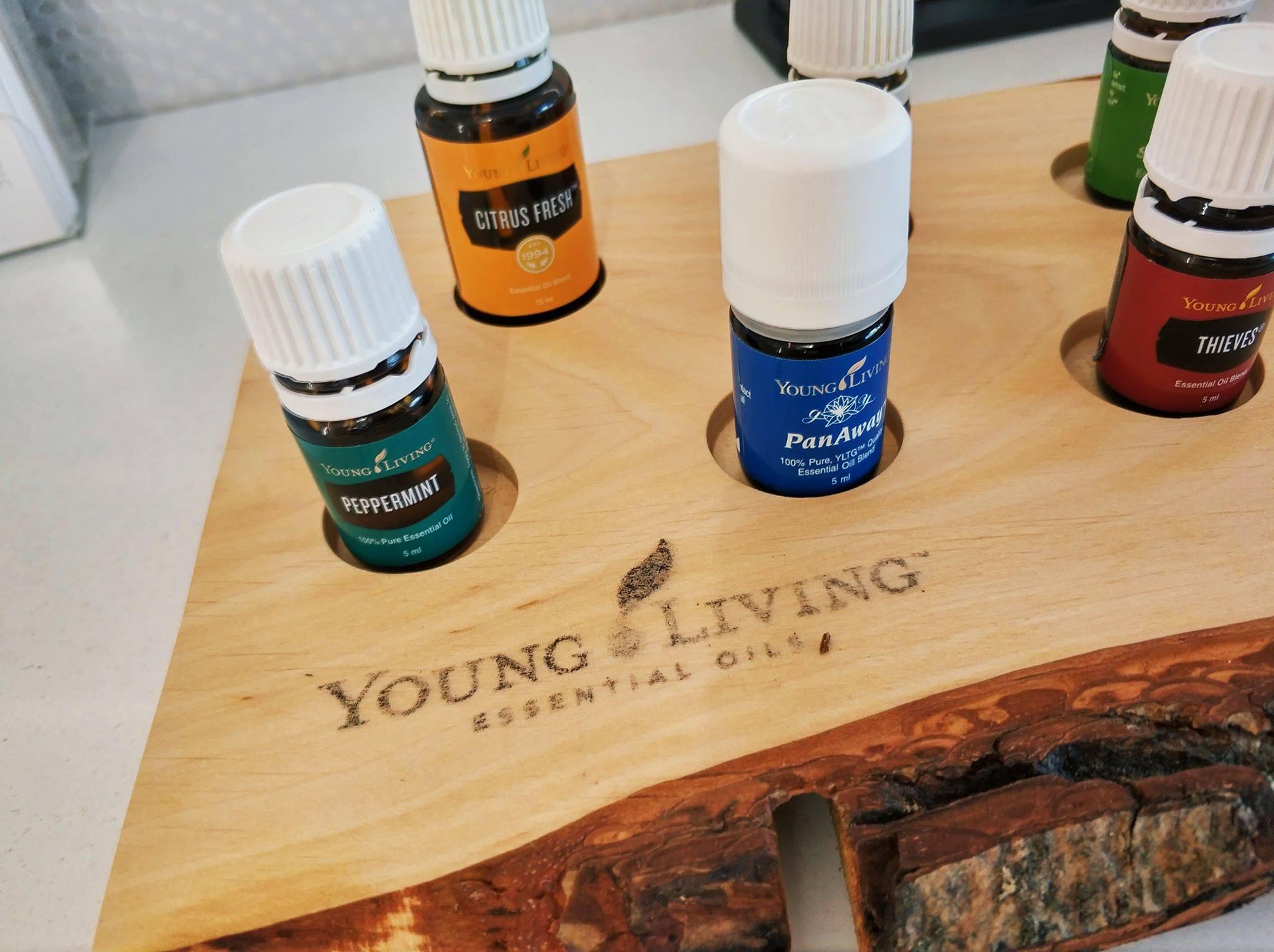 olejki do masażu Raindrop